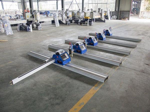 180W draagbare CNC plasma snymasjien vir die sny van dik metaal 6 - 150mm
