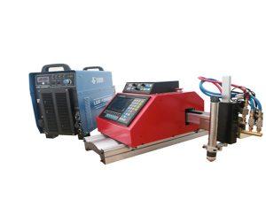 Outomatiese draagbare CNC-plasmasnyer vir staal-aluminiumvlekvrye