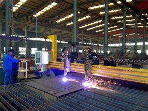 Gantry CNC Plasma snymasjien en vlam snymasjien vir staalplaat