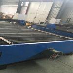 warm verkoop metaalplaat sny vlekvrye staal koolstofstaal 100 cnc plasmasnyer 120 plasma snymasjien