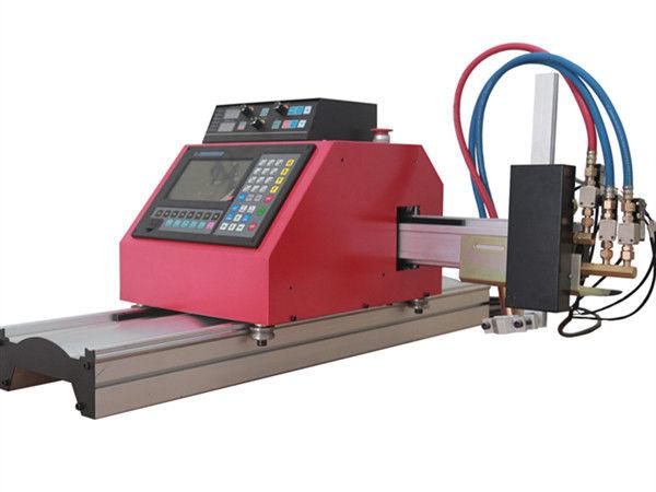 Multifunksionele vierkante staalbuisprofiel CNC FlamePlasma snymasjien met hoë gehalte