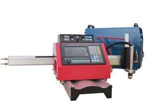 Suurstofasetileen CNC Plasma-snymasjien met fakkelkabelhouer 220V 110V