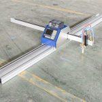 staal / metaal sny lae koste cnc plasma snymasjien 1530 Jinan word wêreldwyd uitgevoer cnc