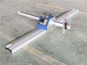 Staalmetaal sny lae koste cnc plasma snymasjien 1530 IN JINAN word wêreldwyd CNC uitgevoer