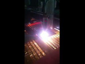 industriële cnc plasma snymasjien wat 'n hoë kwaliteit plasma krag lewer