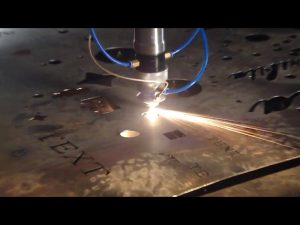 gemaak in China handel versekering goedkoop prys draagbare snyer cnc plasma snymasjien vir vlekvrye staal metaal yster